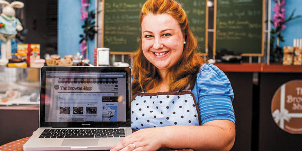 Mulheres Empreendedoras - Iabella DeLorenzo